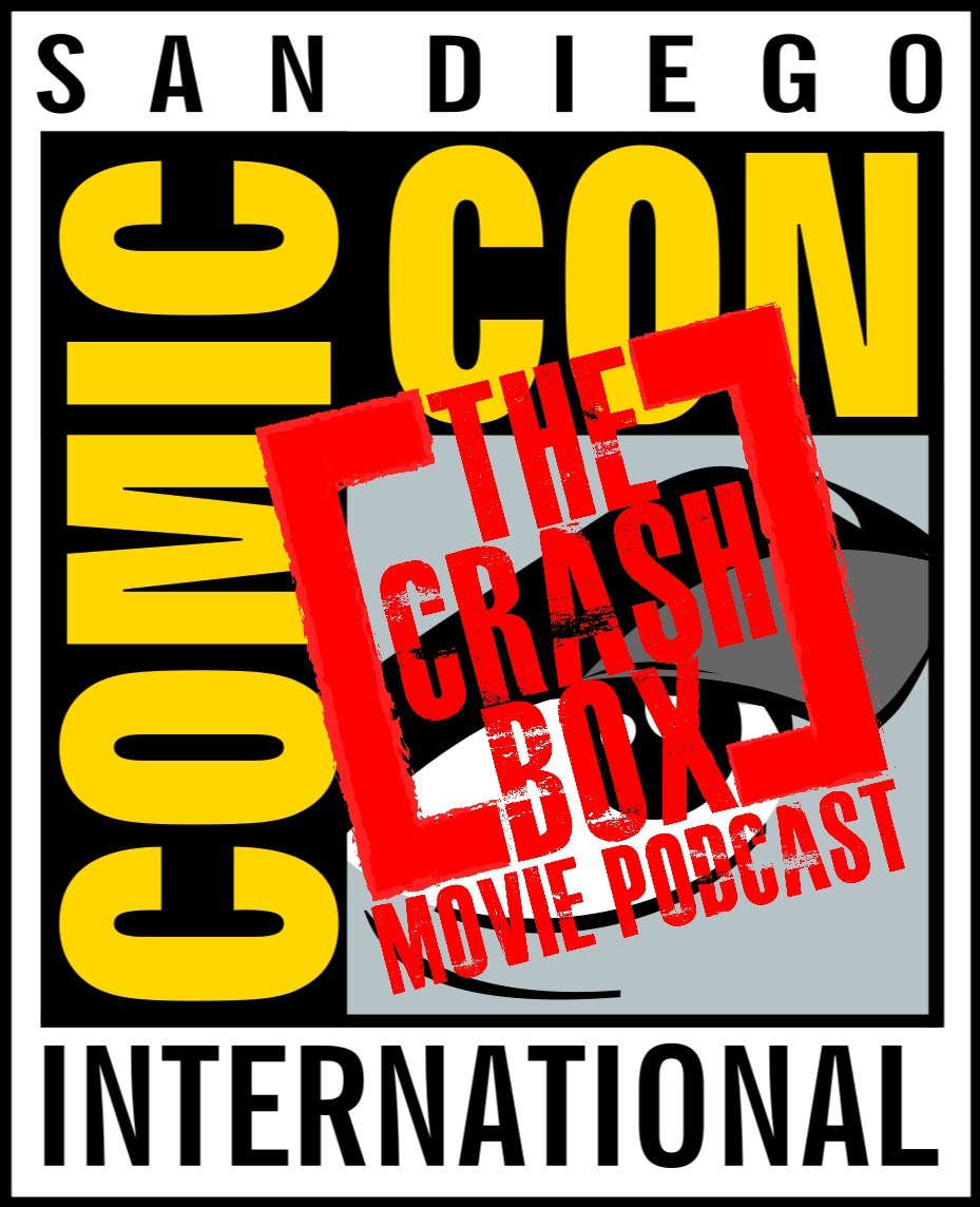 The CRasH Box SDCC