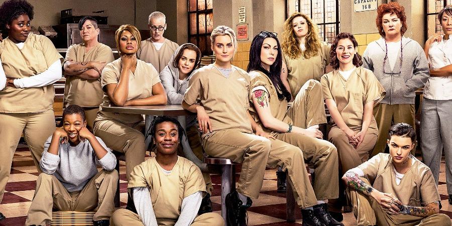 Piper Kerman's memoir Orange Is The New Black on Netflix