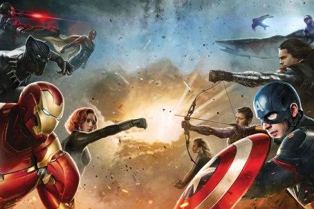 Marvel Studios Civil War - 2016