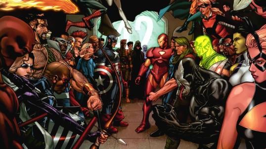 Marvel Civil War- 2006