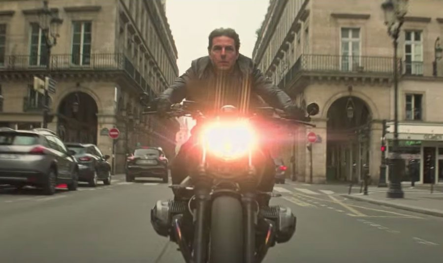 MI6 Motorcycle 2